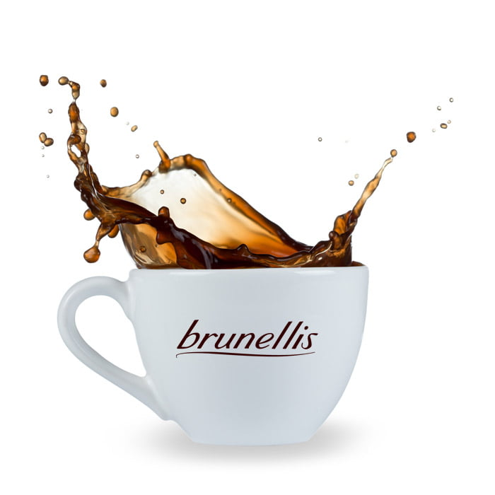 Brunellis Cafe cup