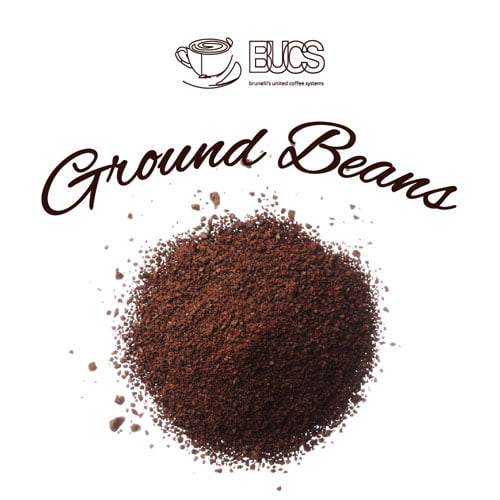 BUCS Brunellis Ground Beans
